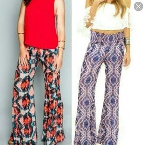 NEW SHOW ME YOUR MUMU WIDE LEG ROBERTS PARTY PANTS
